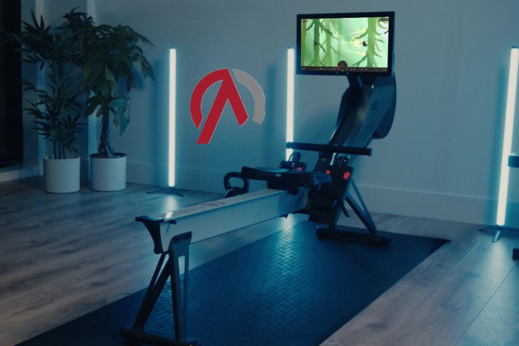 review of Aviron indoor rowing machine - featured image
